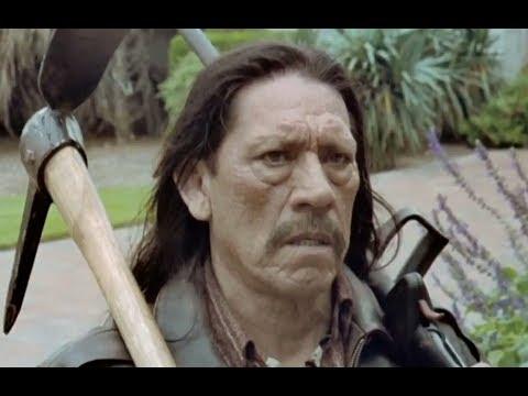 Funny Movie Clips !! Danny Trejo - Machete