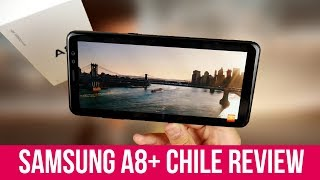 Video Samsung Galaxy A8 Plus (2018) dBX4m4HEkuU