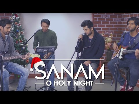 O Holy Night Lyrics - Sanam   Christmas Special