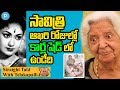 Arudra wife reveals last days of actress Savitri