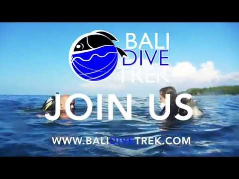 Amazing Scuba Diving in Bali - June || Balidivetrek