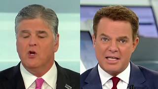 Fox News' Shep Smith debunks Sean Hannity's pro-Trump conspiracy theories