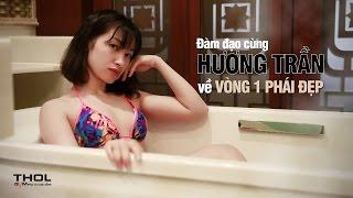 DN Vlog - Hương Trần tranh cãi với Duy Nguyễn về gái gym