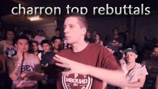 2013 - Charron's top 10 killer rebuttals