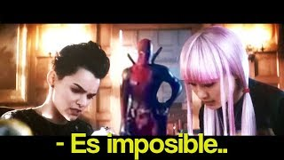 Escenas chistosas de Deadpool 2 😍
