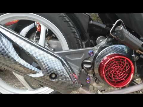 Cutting Honda Beat Part 5 Videomoviles Com