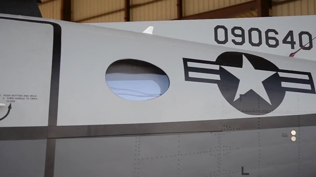 Mc 12w Liberty Aircraft Youtube