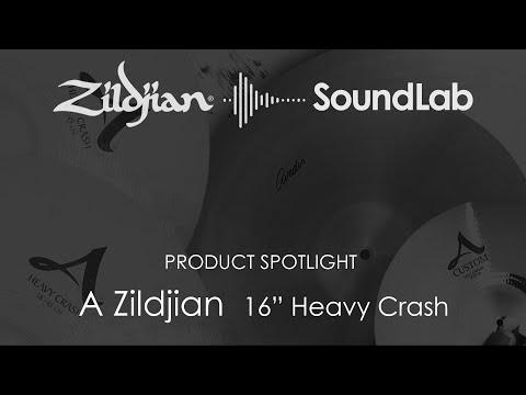 "16"" A Zildjian Heavy Crash - A0276"