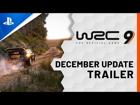 WRC 9 - December Update | PS5, PS4