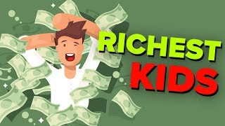 5 Year Old Makes $11 Million A Year Making YouTube Videos
