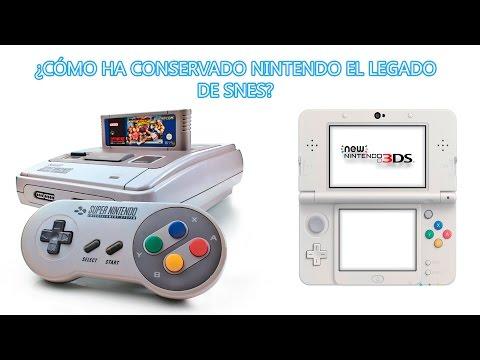 ¿Cómo ha conservado Nintendo el legado de SNES?