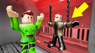 We TRAPPED The BEAST And ESCAPED! (Roblox Flee The Facility)