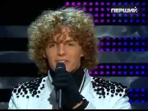 Алексей Матиас - Myself (Евровидение 2011)