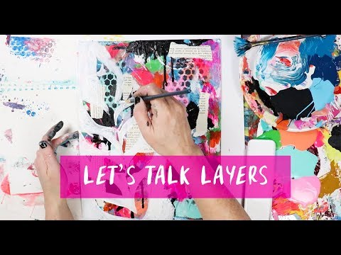 let's talk layers!