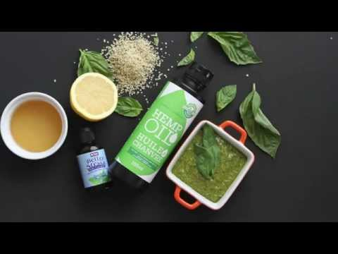 5 Super Fast Ways to Use Manitoba Harvest Hemp Oil