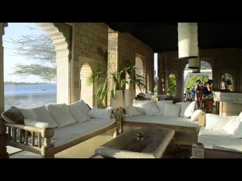 New Video on The Majlis Resort in Lamu, Kenya