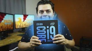 ¿El mejor procesador para juegos llego? | Intel i9 9900k - Proto Hw & Tec