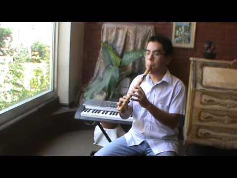 Moliendo Café (Flauta andina)