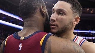 Ben Simmons JOINING Lebron James In Los Angeles?