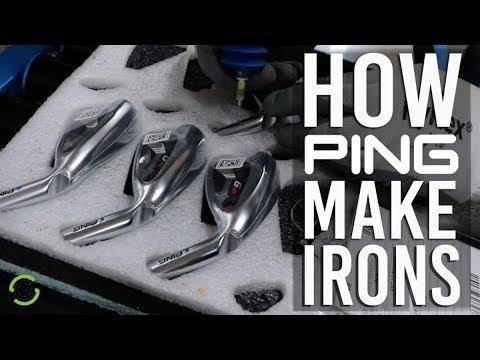 HOW DO PING MAKE AN IRON?