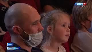 В Омске проходят «Большие гастроли» Ивановского областного театра кукол