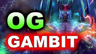 OG vs GAMBIT - GRAND FINAL - WePlay! Winter Madness $100,000 DOTA 2 - YouTube