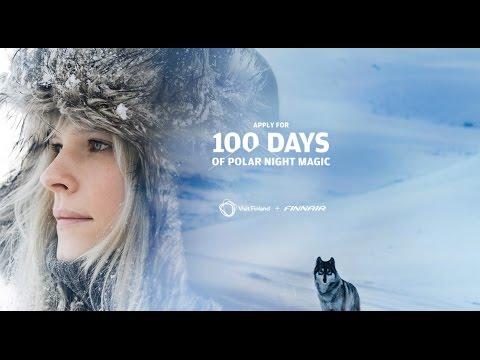 100 Tage Zauber Der Polarnacht