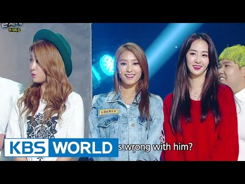 The Big World | 큰 세계 (Gag Concert / 2014.09.27)