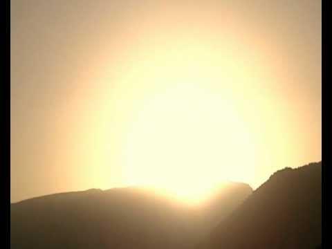 Astrakan Project - Dawn over Mount Lebanon
