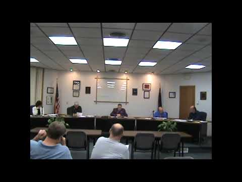 Rouses Point Village Board Meeting  3-19-12