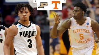 Preview: No. 2 Tennessee vs No. 3 Purdue in Sweet 16 of NCAA tournament