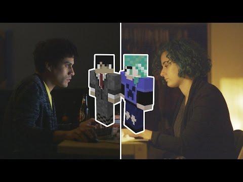 Tree Punch Love: Meeting On Minecraft