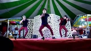 TITI cùng Hải Âu Nhảy - Hoa Mắt Chóng Mặt Với Điệu Nhảy Của Các Chàng MY-BOY Công ty Giải Trí Hải Âu