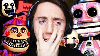 """I CAN'T DEAL WITH ALL OF THIS?! (New Info) 