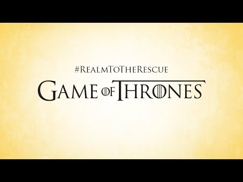 The International Rescue Committee, HBO and Omaze team up on RESCUE HAS NO BOUNDARIES #RealmtotheRescue to raise $1 million dollars in emergency aid for Syrian Refugee Crisis. RESCUE HAS NO BOUNDARIES launches on Rescue.org/GameofThrones with other campaign assets on March 14, 2016