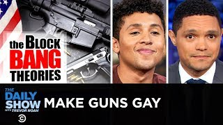 America Endures Another Mass Shooting & Jaboukie Explains Why Guns Are Gay | The Daily Show