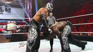 Raw: Rey Mysterio vs. R-Truth - WWE Championship Tournament