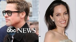Brad and Angelina Jolie Pitt Split: A Look at the Shocking Divorce