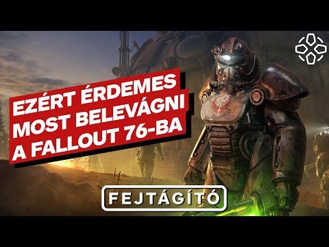 Ezért érdemes most belevetned magad a Fallout 76 világába