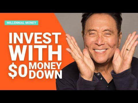 MAKE MONEY WITH NO MONEY WITH ROBERT KIYOSAKI