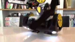 Robot Transformer Jadi Kenyataan VIVAnews - Kenji Ishida, ahli robot dari Kashiwa, Jepang membuat sebuah robot Transformer yang selama ini hanya bisa dilihat di film-film fiksi menjadi kenyataan. Robot yang dinamakan Transform Robot Version 7.