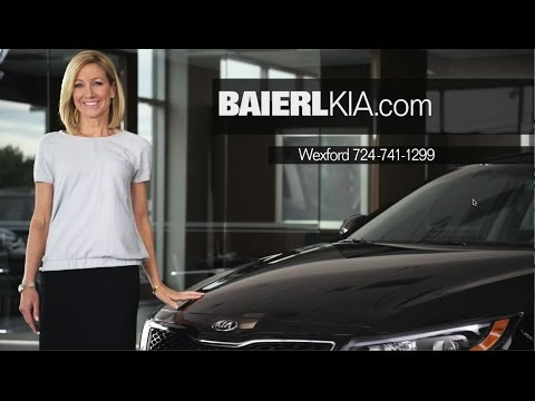 The Amazing BAIERL SUV Sale.  At BAIERL KIA.