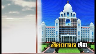 Telangana new secretariat with 6 floors to come up with sp..