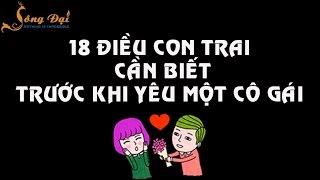 18 Điều con trai cần biết trước khi yêu một cô gái! | Blog HCD ✔
