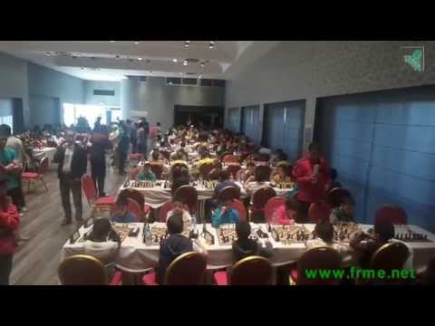 مهرجان شطرنج الطفل بأكادير