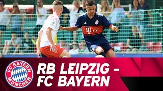 RB Leipzig vs. FC Bayern 0:2 | Highlights | Under-17 Semi-Final - Second Leg