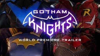 Gotham Knights - World Premiere 4K Trailer