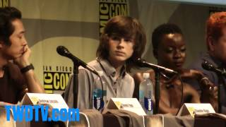 The Walking Dead Season 6 HD Panel at SDCC (2015)