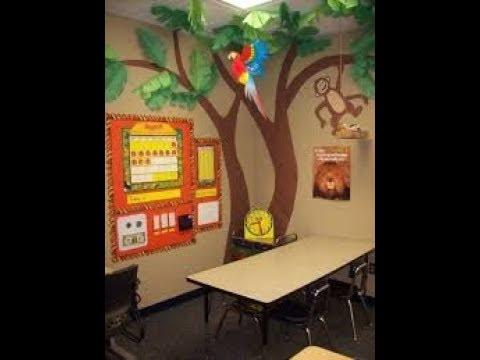 Sugerencias decoracion ambientacion de aula preescolar - Los mejores salones decorados ...
