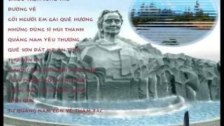 Nhạc Quảng Nam những bài hát hay về quê hương Đất Quảng